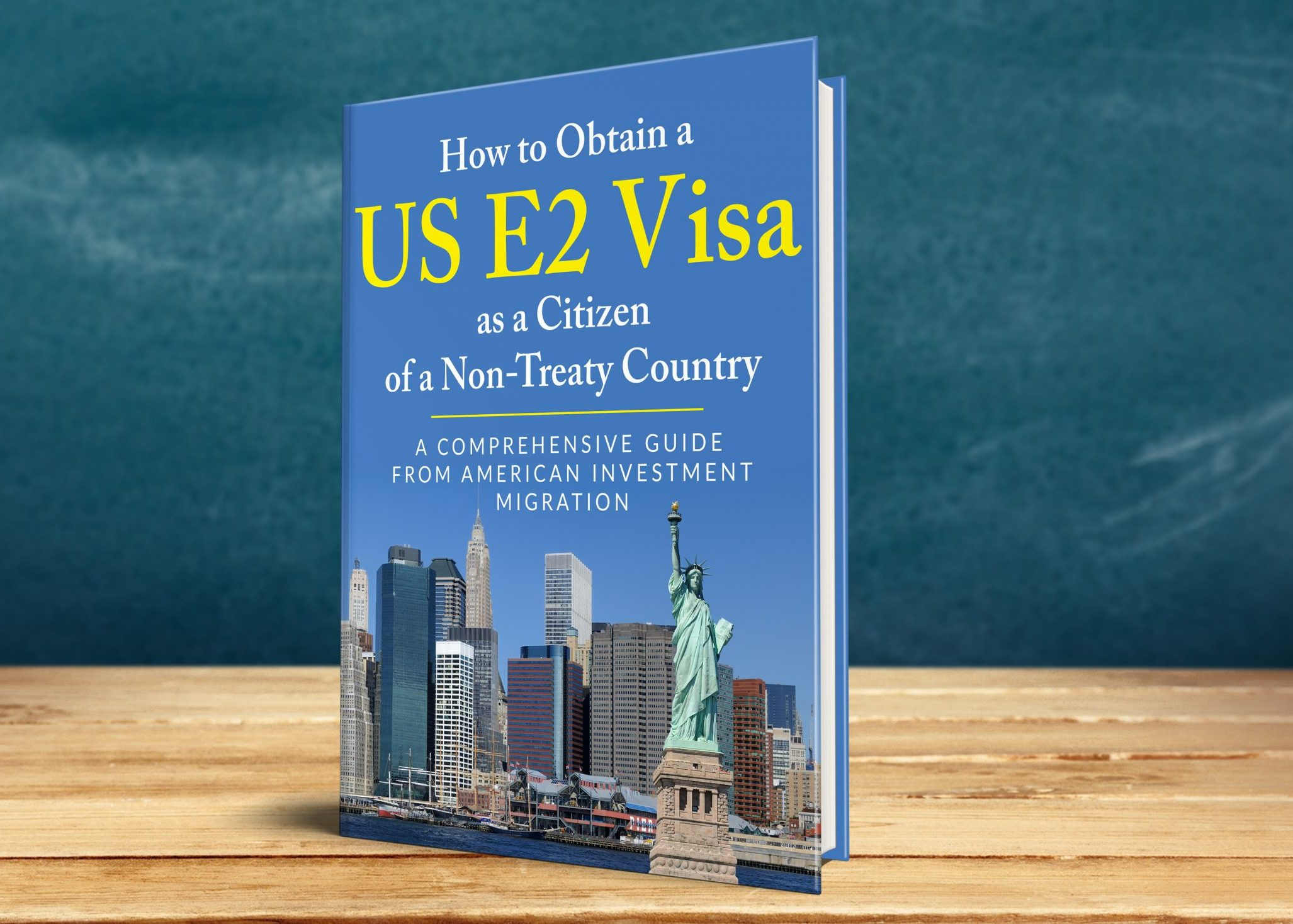 US E-2 Visa as A Citizen of a Non-Treaty Country