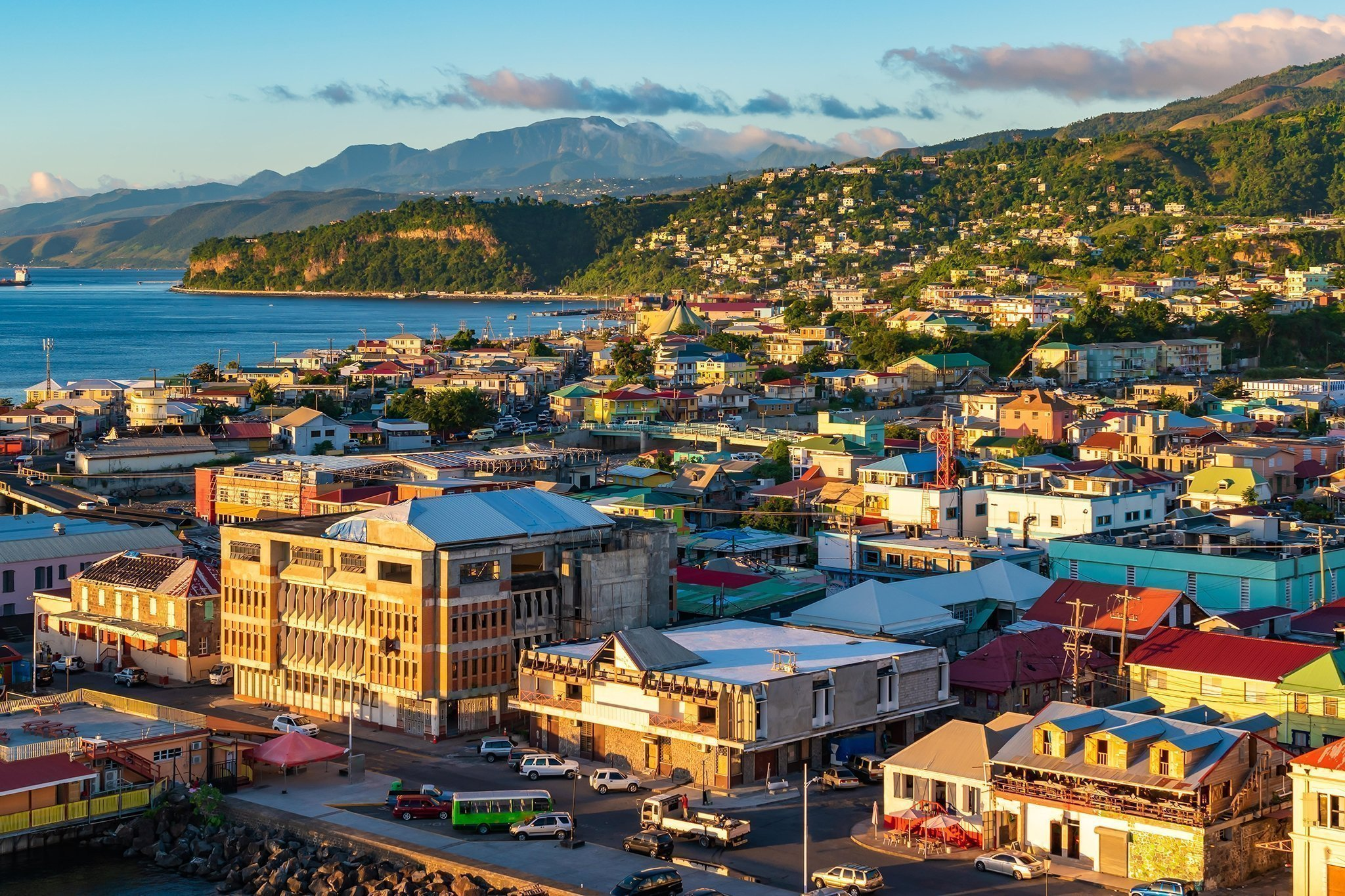 Dominica Citizenship-by-Investment Program