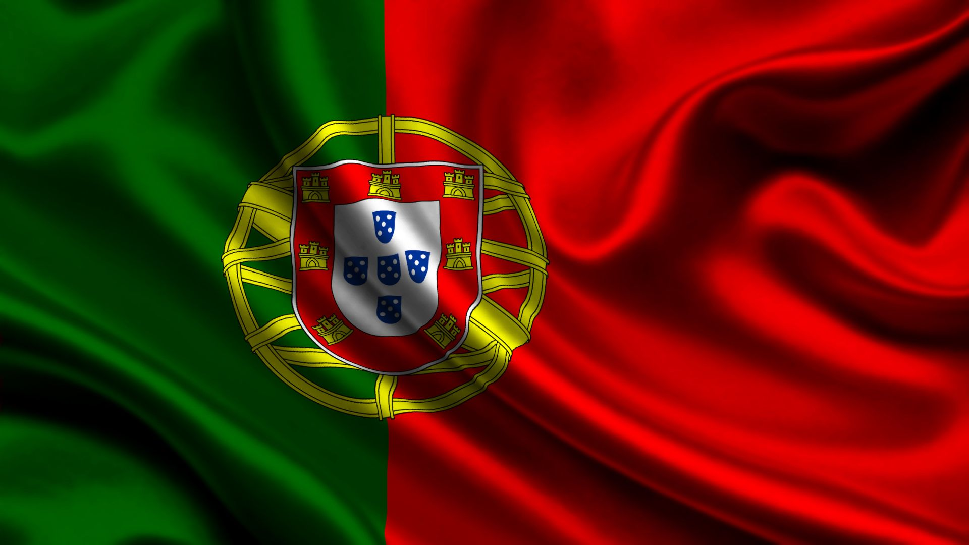 Flag of the Portugal Residency by Investment Program